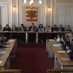 Seduta del consiglio comunale dei ragazzi di Grammichele (11 aprile 2017)