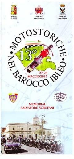 MOTOSTORICHE NEL BAROCCO IBLEO