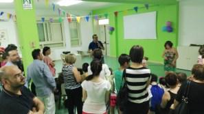 Festa dei diplomati all'asilo nido comunale di Grammichele