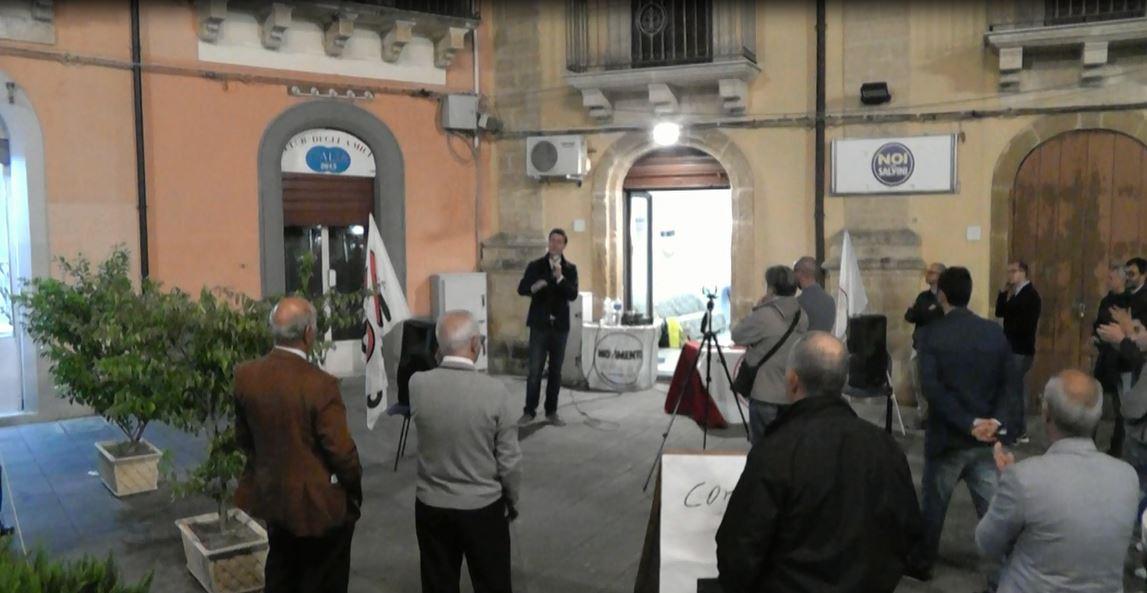 SPECIALE ELEZIONI REGIONALI - comizio movimento 5 stelle - 15/10/2017