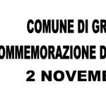 Grammichele: Corteo e S.Messa del 2 Novembre 2017
