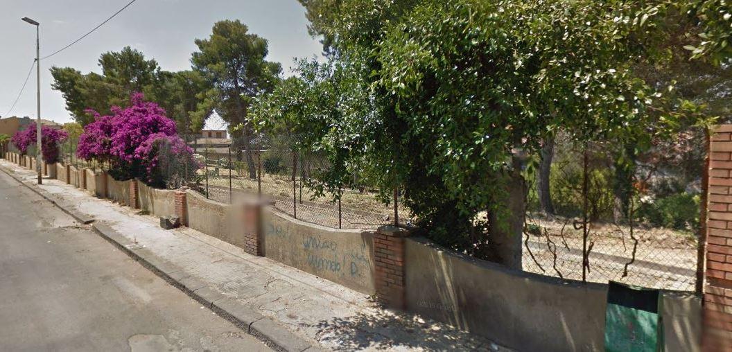 """Villa comunale di Grammichele - """" l'eterna abbandonata """""""