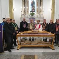 A Grammichele la Traslazione dell'Urna del Cristo Morto nella Cappella della Deposizione
