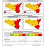 Grammichele: allerta meteo, martedì 12 novembre chiuse tutte le scuole