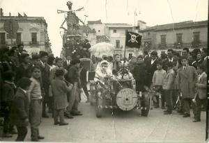 Carnevale a Grammichele - Anni '50