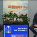 """""""GRAMMICHELE.EU ospita"""" Deputato Eugenio Saitta – Referendum 20-21 settembre 2020"""