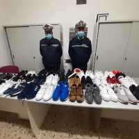 Riceviamo e pubblichiamo: Sequestrate calzature contraffatte durante il mercato settimanale