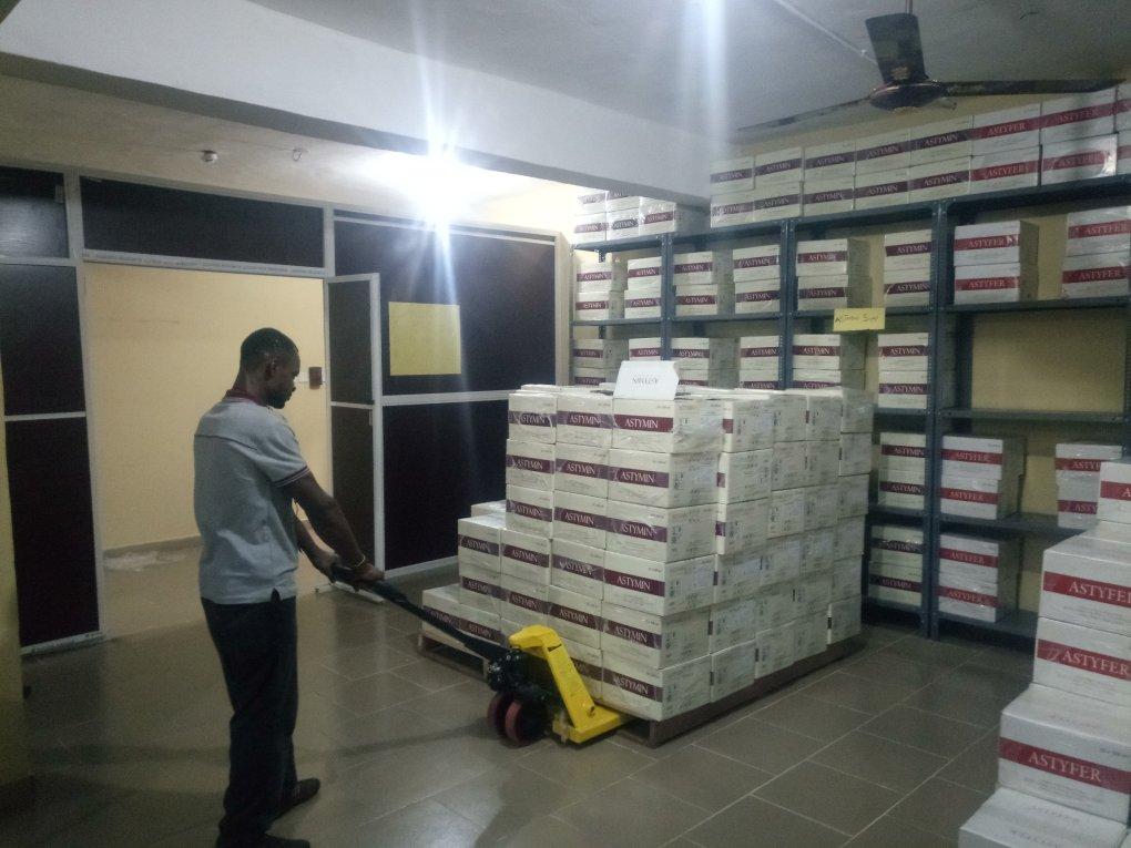 Grams Warehouse