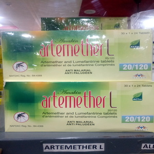 artemether l
