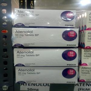 atenolol 50mg
