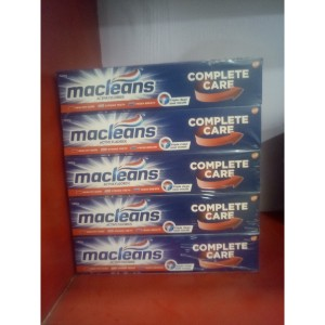 MACLEANS COMPLETE CARE