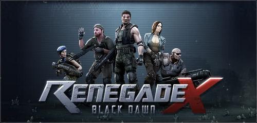 Renagade X: Black Dawn