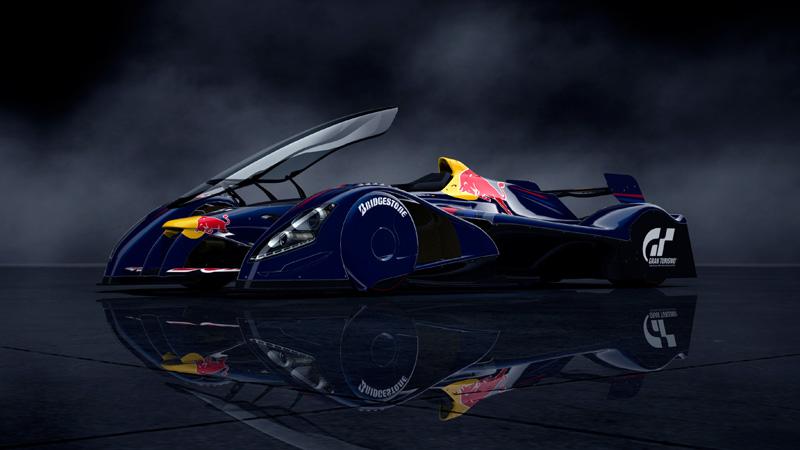 Le Prototype Red Bull X2010 Se D 233 Voile Gran Turismo Com