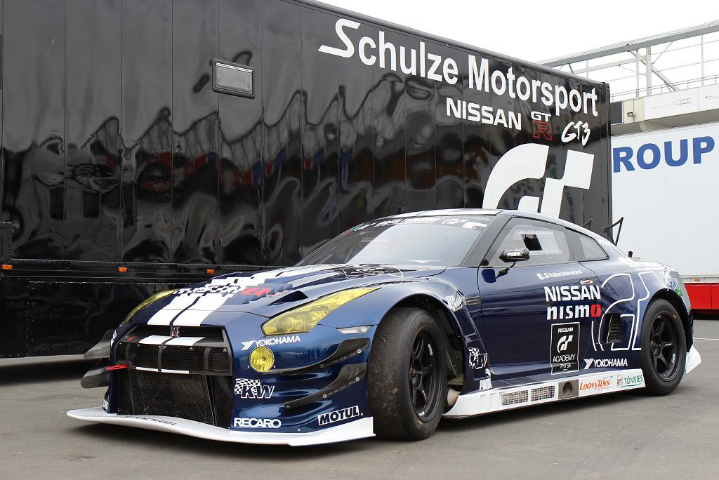 GT R NISMO GT324 SP9