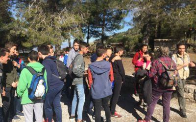 Visita de 2º de ESO a Puerto Lobo – 2018