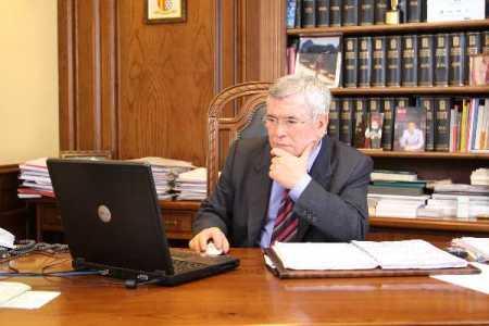 Pedro Castro, Presidente de la FEMP y Alcalde de Getafe
