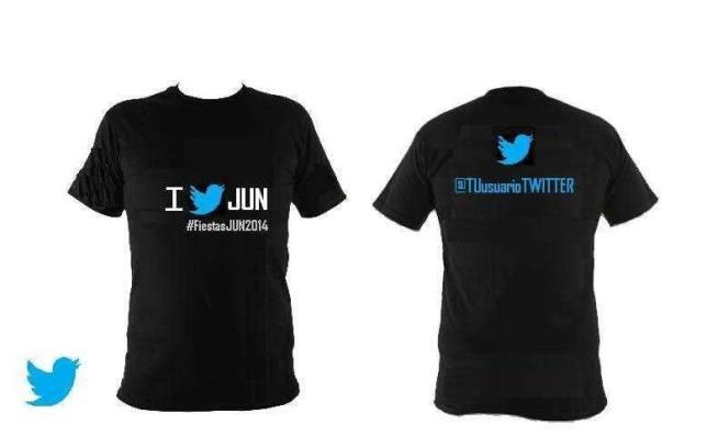 camisetas Jun 3