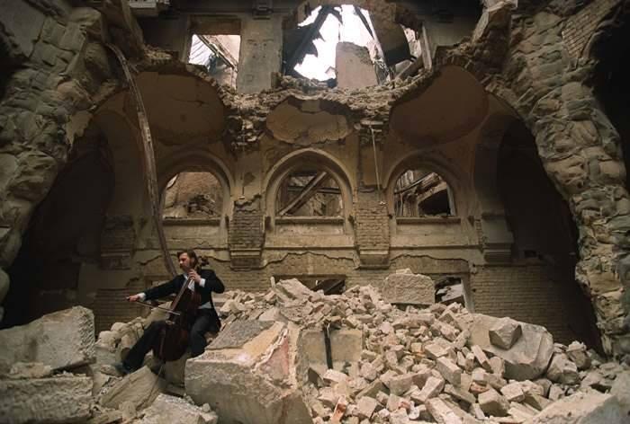 Violinista de Sarajevo