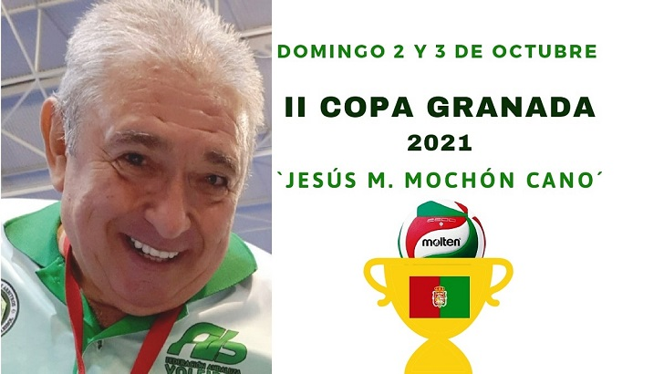 TODO PREPARADO PARA LA COPA GRANADA 'JESÚS M. MOCHÓN CANO' DE VOLEIBOL.