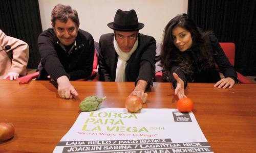 Fermin Rodriguez -  II Concierto por la Defensa y Protección de la Vega de Granada - Lorca para la vega