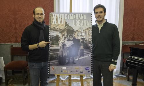 Presentación XVI Gymkhana Ciudad de Granada