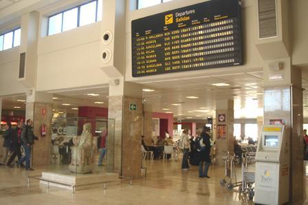 aeropuerto granada