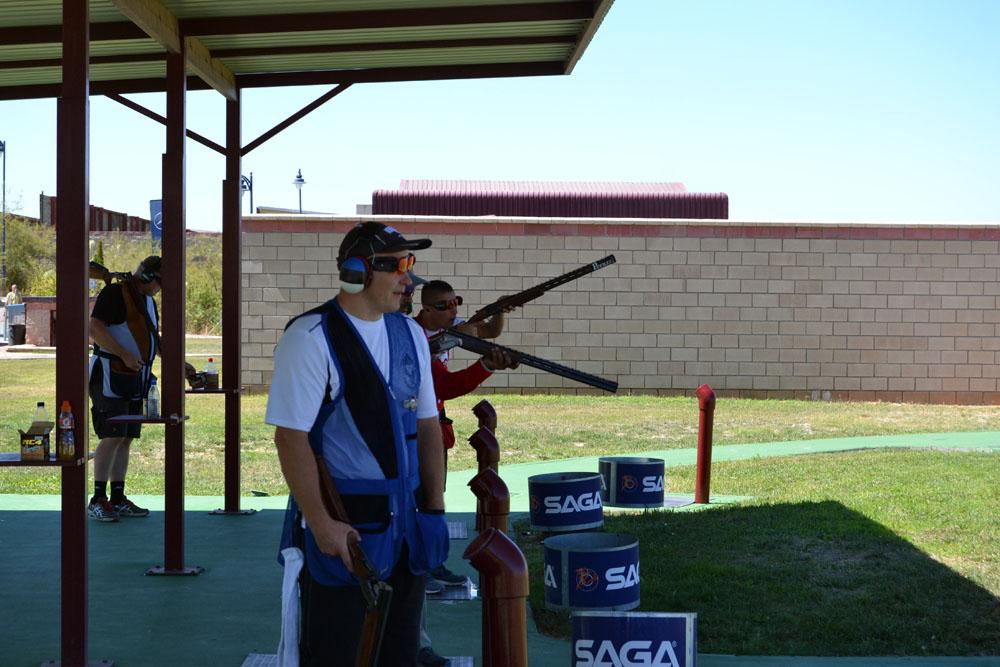 Mundial tiro escopeta 1
