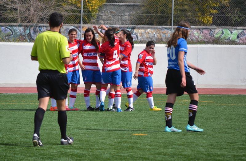 15-03-01 Granada Femenino - CArmenlitas - Amy