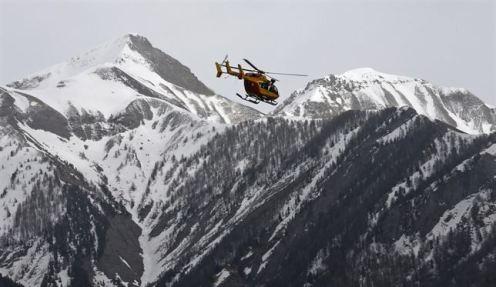 helicoptero germanwings