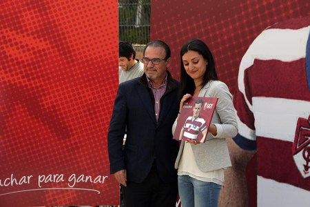 Homenaje Luis Oruezábal Chikito Granada CF 2