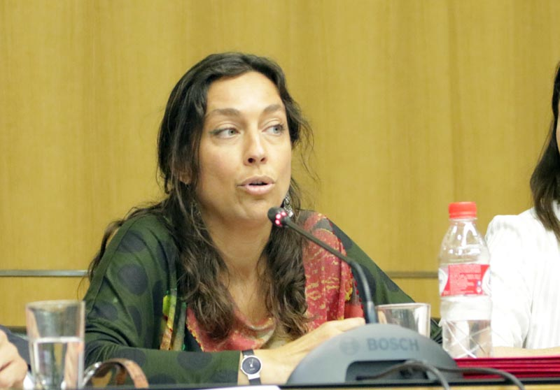 Debate Mayte Olalla