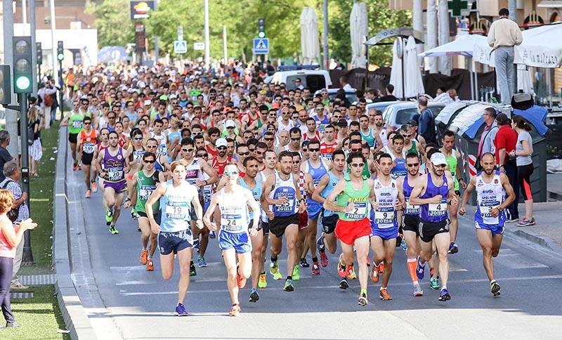 Medio Maratón SALIDA