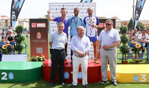 Vecedores Medio Maratón Granada 2015