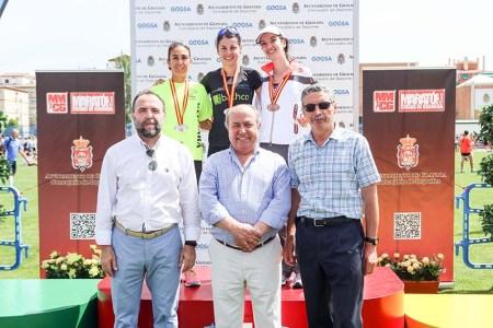 Vencedoras Campeonato de España Medio Maratón 2015