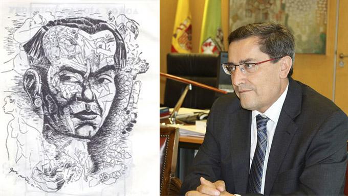José Entrena Homenaje Federíco García Lorca