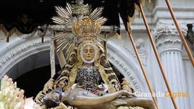 Virgen de las Angustias 2015 69