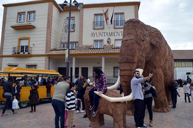 mamut padul