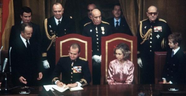 rey-constitución-1978