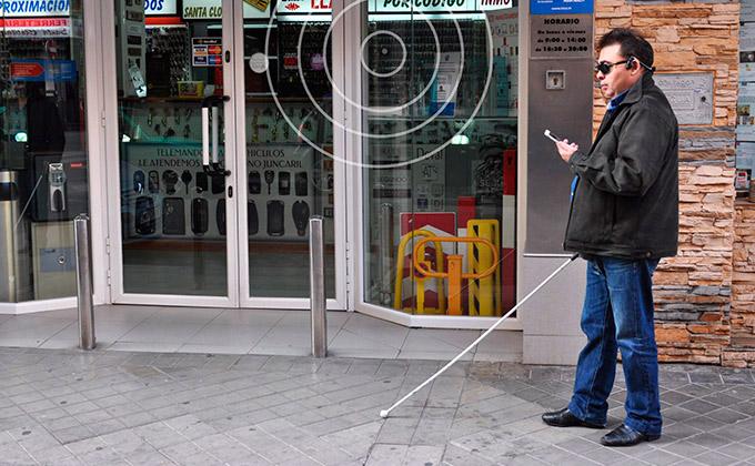 persona-ciega-usando-outbarriers