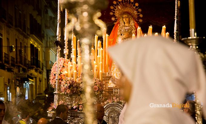 Lunes Santo Dolores  Semana Santa 2016 -2