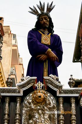 Lunes Santo Rescate Semana Santa 2016 -2