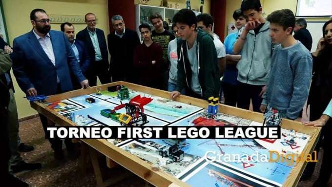 Torneo-First-Lego-League-5-Marzo-Armilla