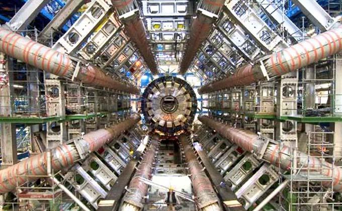 acelerador de particulas