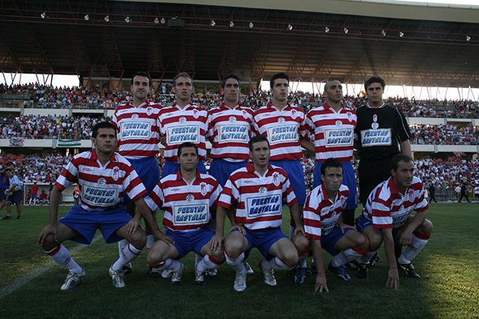Resultado de imagen de temporada 2005-2006 granada