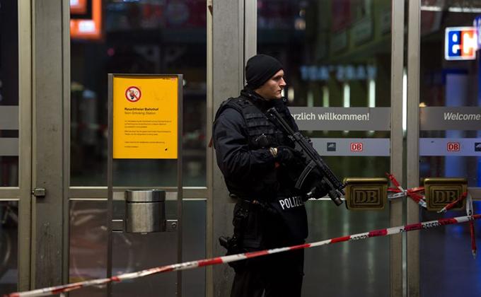 ALERTA TERRORISTA EN MÚNICH