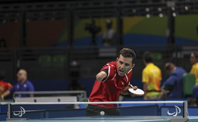 José Manuel Ruiz Reyes paralímpios 2016