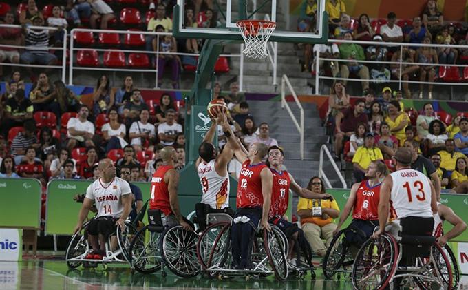 seleccion baloncesto silla ruedas