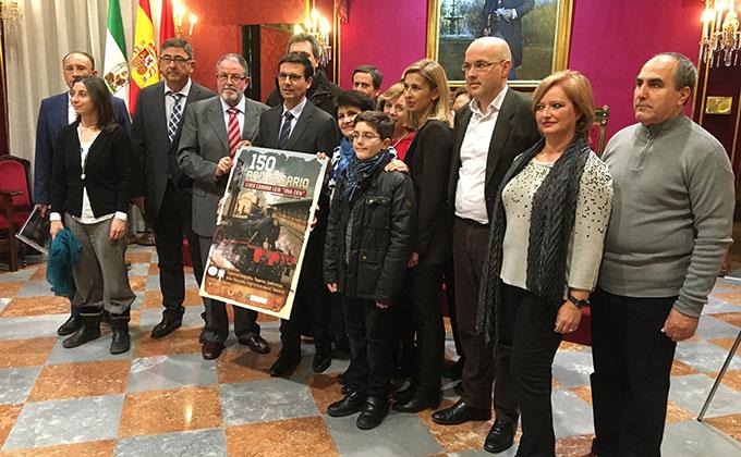 foto-familiaactos-150-aniversario-llegada-ferrocaril-granada