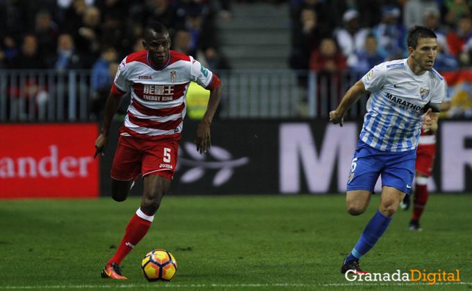 Uche - Malaga CF - Granada CF