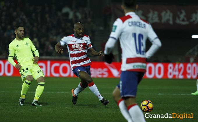Foulquier-Granada C.F. - Real Betis Balompie